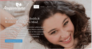 Acupuncture WordPress Themes