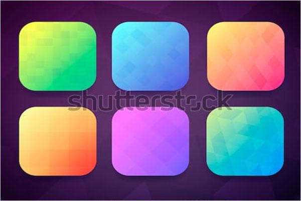 Andriod App Icon Designs
