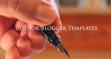 Author Blogger Templates