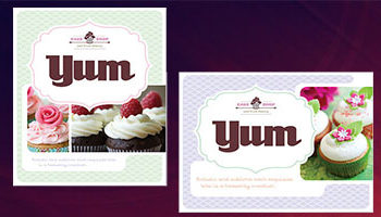 Bakery Poster Templates