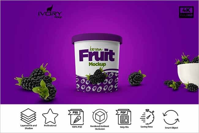 Best Ice Cream Cup Free Download