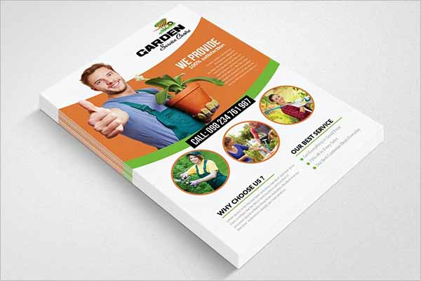 Best Lawn Care Flyer Templates
