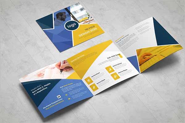 Best Tri-Fold Brochure Template