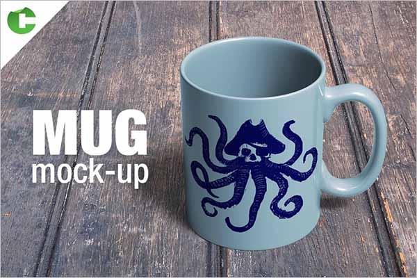 Coffee Mug Mockup Design