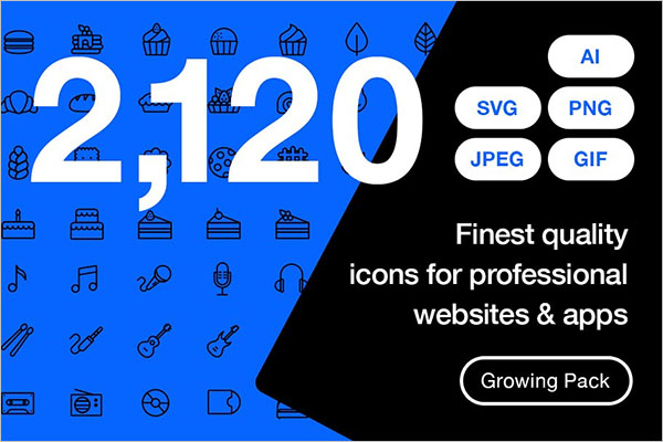 Creative App Icon Designs