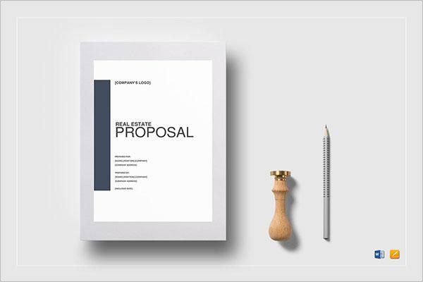 Creative Construction Proposal Template