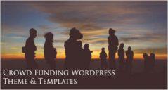 12+ Crowdfunding WordPress Themes