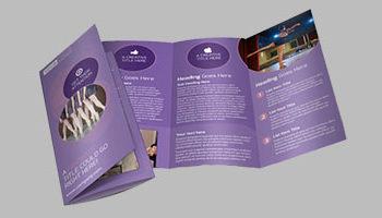Dance Studio Brochure Templates