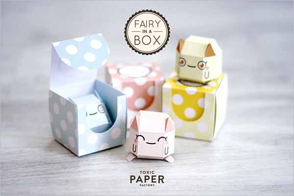 Fairy Box Design