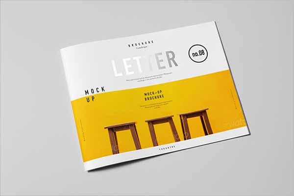 Free Magazine Mockup Template