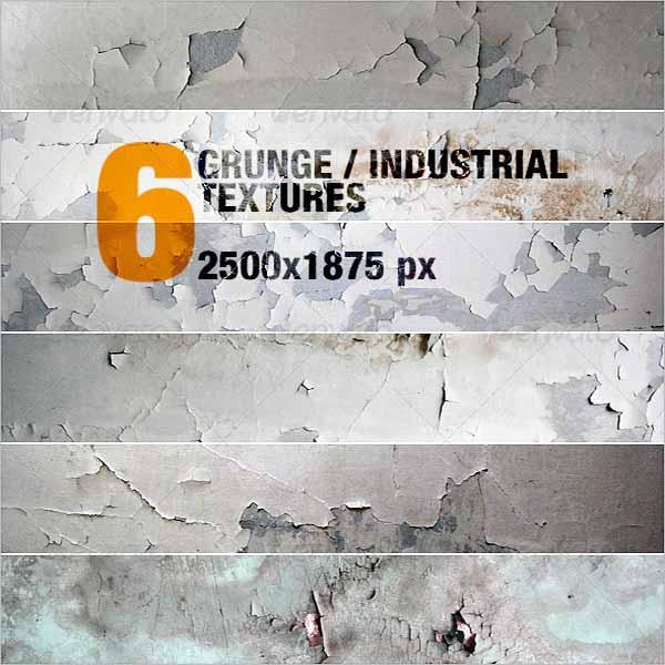 Industrial Ceiling Texture Design