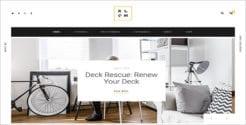 Interior Design Blog & Furniture Theme