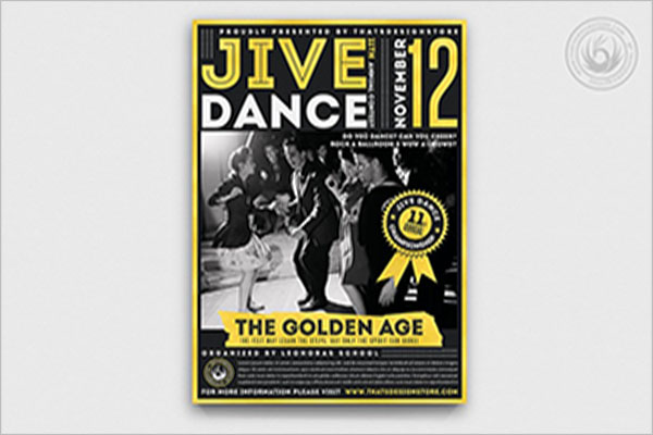 Latest Dance Poster Download