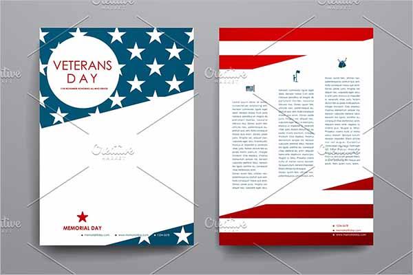 Latest Election Brochure Design Templates