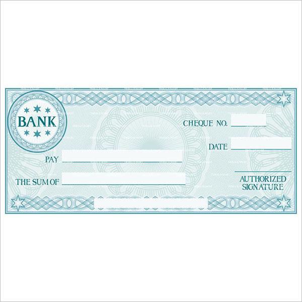 Modern Cheque Templates