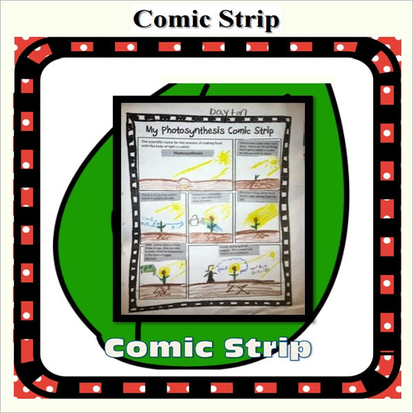 Modern Comic Strip Templates