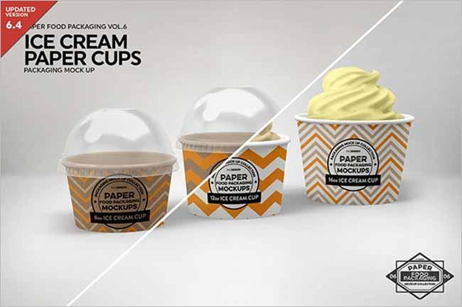 New Ice Cream Templates