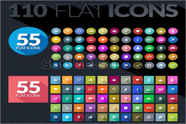 Popular App Icon Design