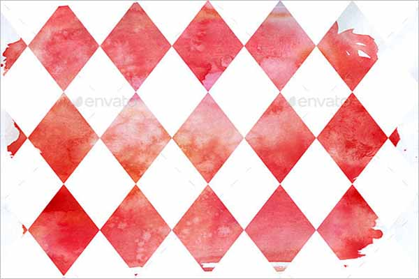 Red Watercolor Paper Texture Design