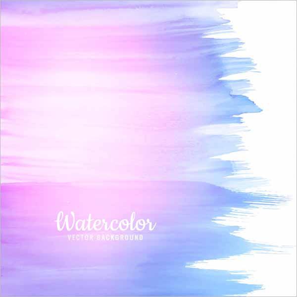 Sample Watercolor Paper Texture Design