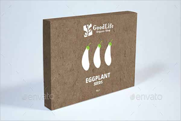 Seeds Box Template