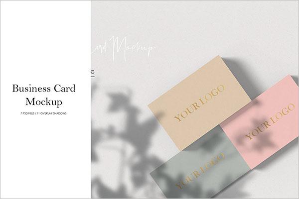 Smart Visiting Card Templates