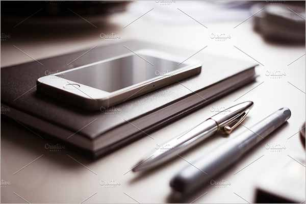 Vape Pen Mockup Design
