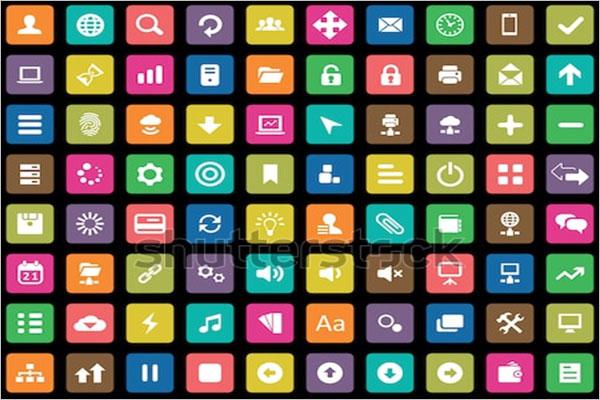 Vintage App Icon Design