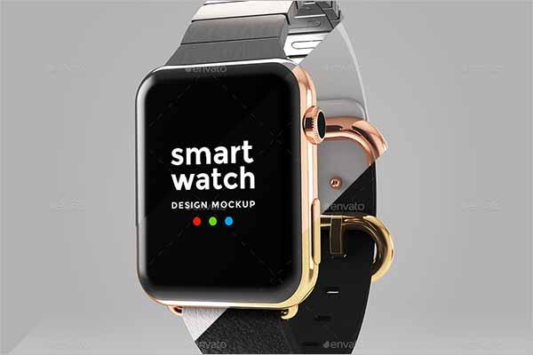 Watch Mockup Smart Design