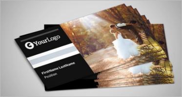 Wedding Business Card Ideas