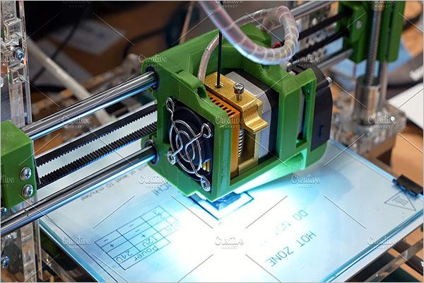 3 Dimensional Plastic Printers