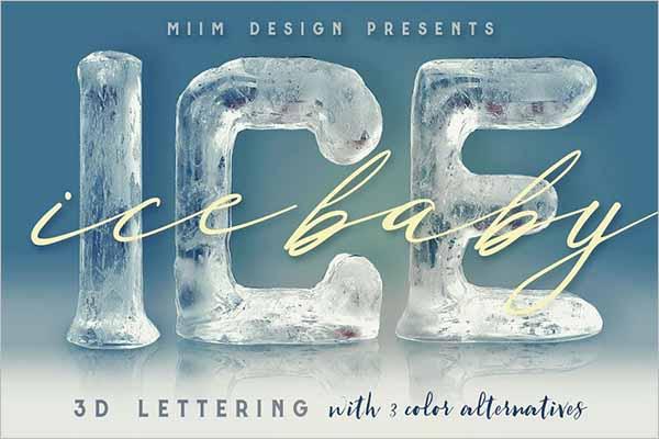 3D Object Letters