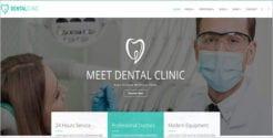 Best Dental Website Theme