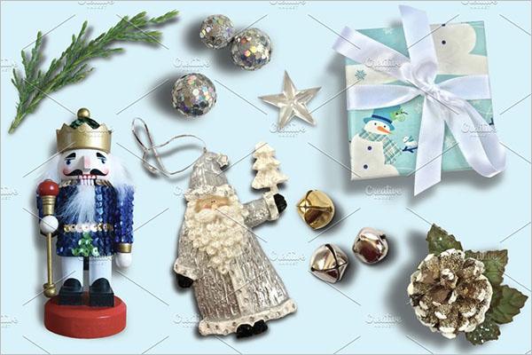 Christmas Holiday Scene Creator