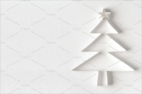 Christmas Xmas Made Paper Tree Images