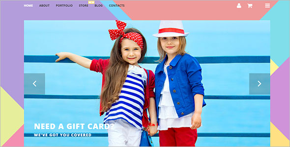 Clothing Store WooCommerce Theme