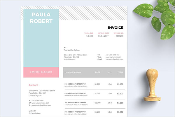 Company Official Receipt