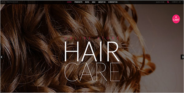 Cosmetics Store Responsive Shopify Theme