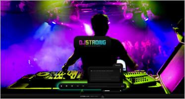 DJ Drupal Themes & Templates