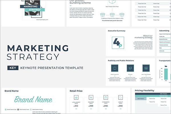 Digital Marketing Planning Template