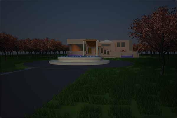 Exterior 3D Home Design