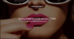 18+ Best Fashion Blog Templates & Themes