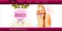 Fashion Health Website Theme