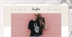 Fashion Stylist WordPress Theme