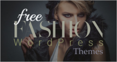 36+ Fashion Wordpress Themes