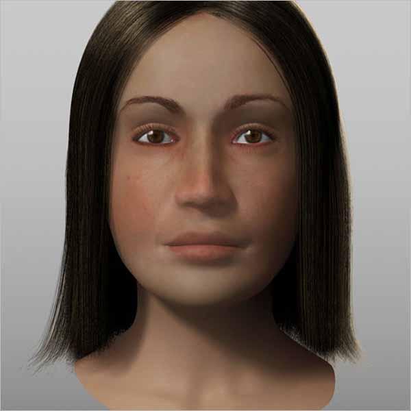 Female 3D Design Model