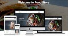 20+ Food Store Joomla Templates