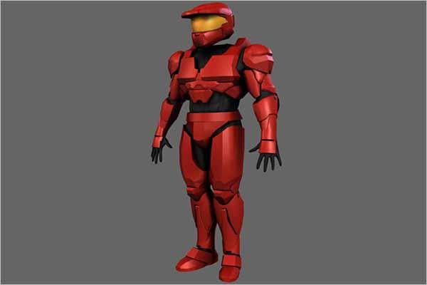 Free 3D Maya Model