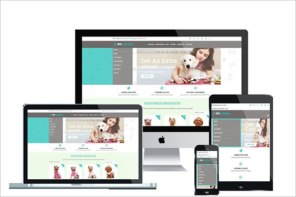 Free Pet WordPress Themes