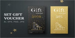 Gift Certificates For Christmas